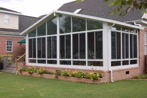 Enclosed Patio Bluffton SC